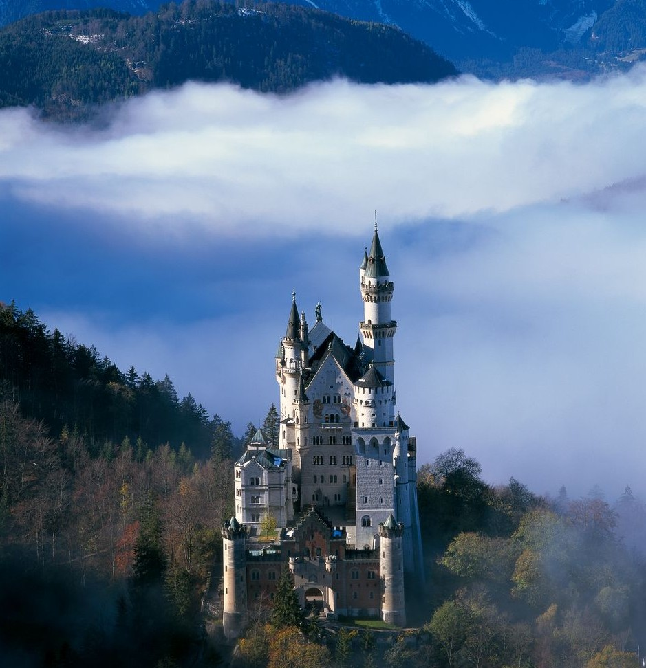 Germany Holidays: Mad King Ludwig and his fabulous castles ...